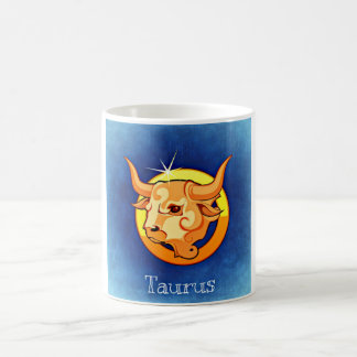 Zodiac Taurus Coffee Mug