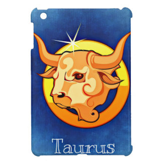 Zodiac Taurus iPad Mini Case