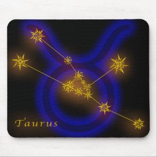 Zodiac - Taurus Mouse Mat