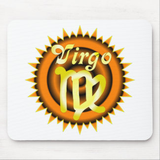 Zodiac Virgo Mouse Pad