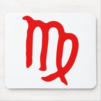 zodiac-virgo mousepads