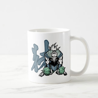 Zodiac Warriors: Year of the Boar Coffee Mug