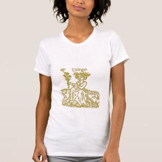 zodiac White Virgo t-shirt Shirt