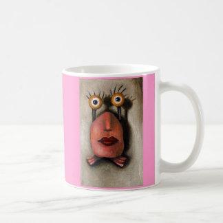 Zoe 1 little alien coffee mugs