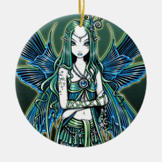 """Zoe"" Celestial Star Fairy Art Ornaments"