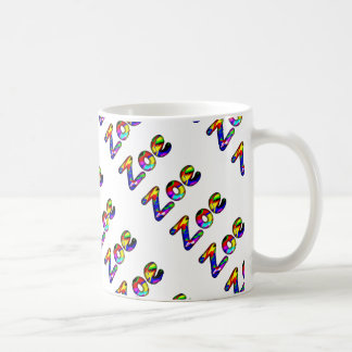 Zoe Customized Mug