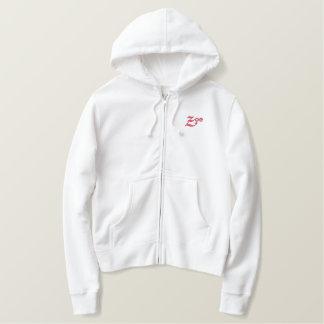 Zoe Embroidered Jacket