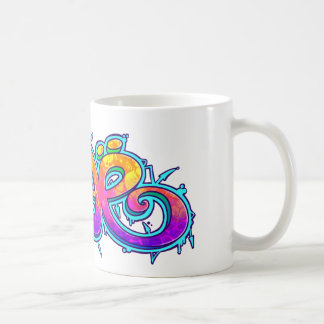 ZOE graffiti name - Coffee Mug