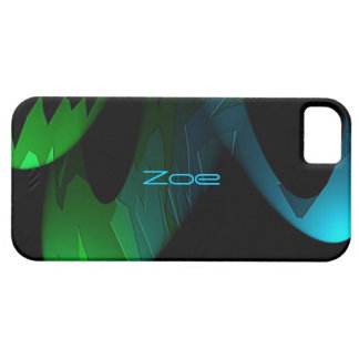 Zoe iPhone 5 Case