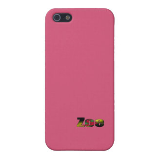 Zoe iPhone 5 Cover