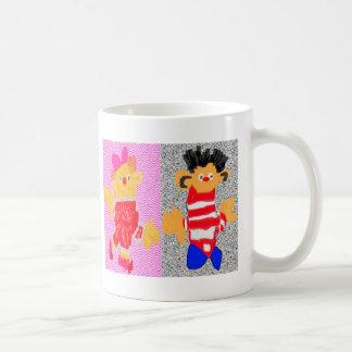 Zoe Moster n Erine Coffee Mugs