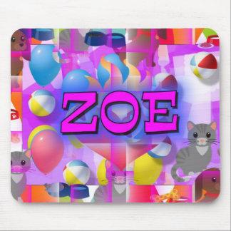 ZOE MOUSE PAD
