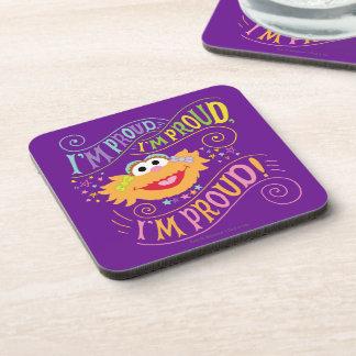Zoe Proud Beverage Coaster