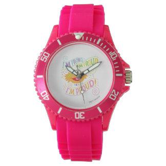 Zoe Proud Wristwatches