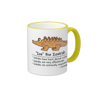 Zoe, the Zoetrab Coffee Mugs