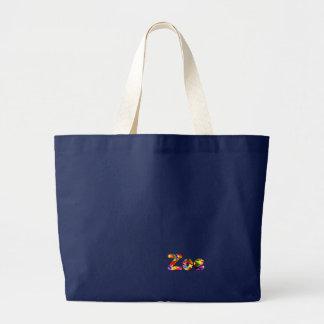 Zoe Jumbo Tote Bag