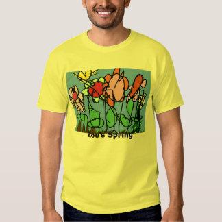Zoe's Spring T-shirt
