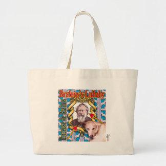 ZoeSPEAK - Brahms Jumbo Tote Bag