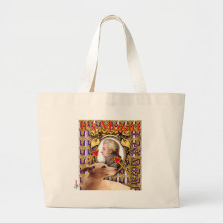 ZoeSPEAK - Mozart Jumbo Tote Bag