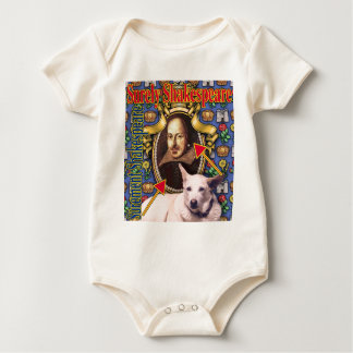 ZoeSPEAK - Surely Shakespeare Baby Bodysuit