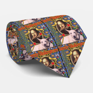 ZoeSPEAK - Surely Shakespeare Tie