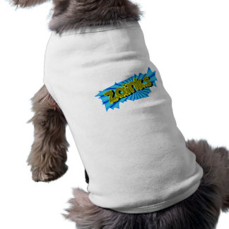 Zoinks Comic Haustierhemd