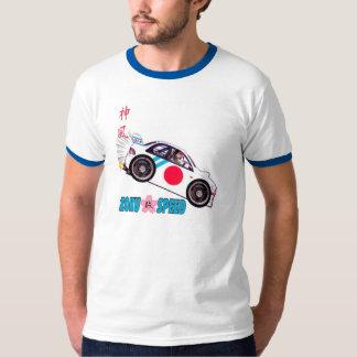 ZOKUSPEED kamikaze GC8 Ringer T-Shirt