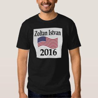 Zoltan Istvan 2016 Tshirts
