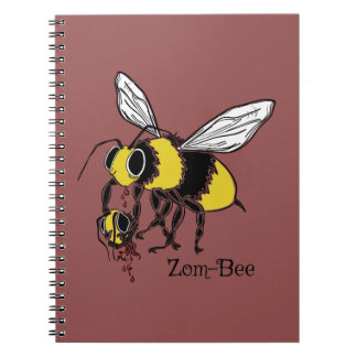 Zom-bee Notebook