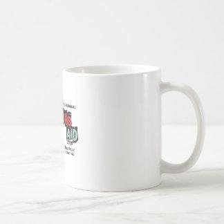Zomb Aid Zombies Coffee Mugs