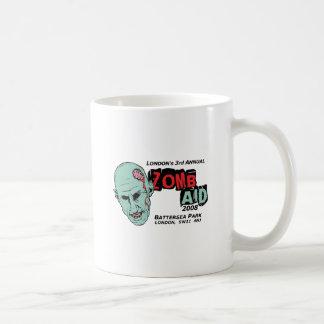 Zomb Aid Zombies Mugs