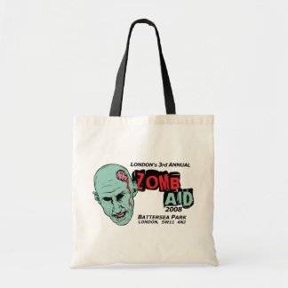 Zomb Aid Zombies Canvas Bags