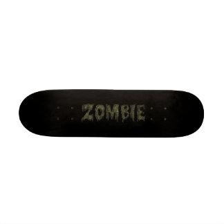 "Zombie 7¼"" Deck Skateboard Deck"