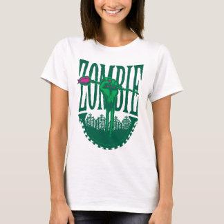 Zombie—A Rose (Moss Green) T-Shirt