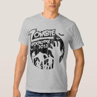 Zombie Apocalypse 2012 Tees