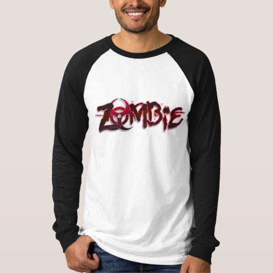 Zombie Apocalypse Biohazard Halloween Shirt