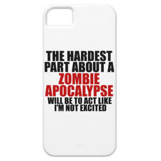 Zombie Apocalypse Case For The iPhone 5
