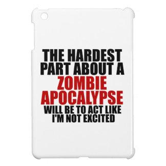 Zombie Apocalypse iPad Mini Cover