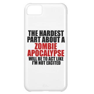 Zombie Apocalypse iPhone 5C Case