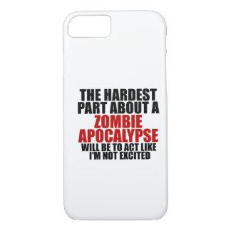 Zombie Apocalypse iPhone 7 Case