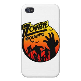 zombie apocalypse iPhone 4/4S case