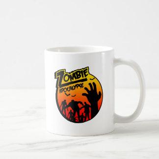 zombie apocalypse coffee mug