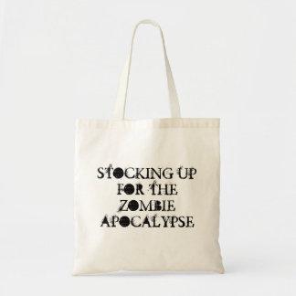 Zombie Apocalypse Supply tote