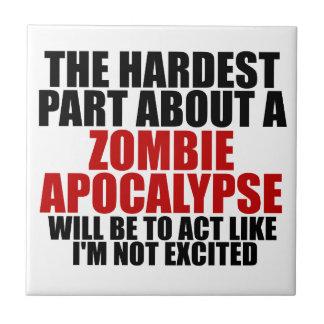 Zombie Apocalypse Tile