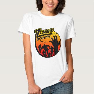 zombie apocalypse tshirt