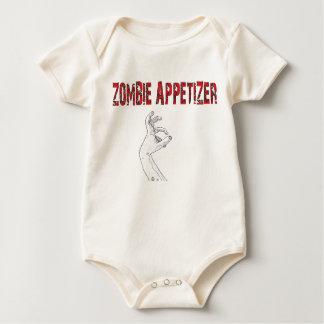 Zombie Appetizer Baby Bodysuit