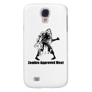 Zombie Approved Meat Samsung Galaxy S4 Cases