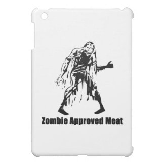 Zombie Approved Meat iPad Mini Covers