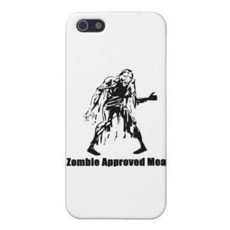 Zombie Approved Meat iPhone 5/5S Cases