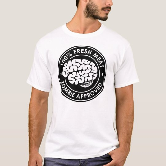 Zombie Approved T-Shirt